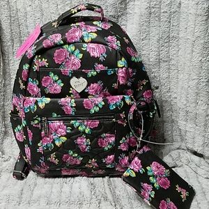 Betsey Johnson Backpack 🌺🌹